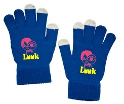 Daily Lift 100% Acrylic Custom Cold Weather iPhone Gloves pictures & photos