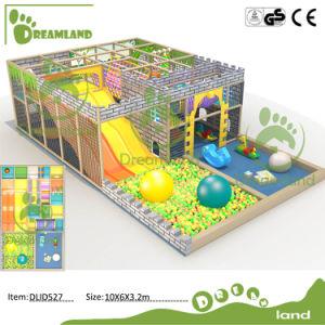 Amazing Children Indoor Soft Playground Equipment pictures & photos