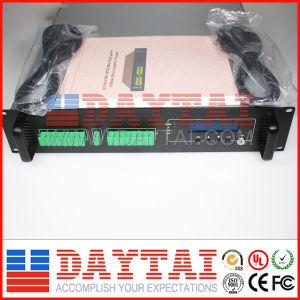 16 Way Output Optical Fiber Amplifier with Pon Port pictures & photos