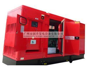 160kw/200kVA Generator with Vovol Engine / Power Generator/ Diesel Generating Set /Diesel Generator Set (VK31600) pictures & photos
