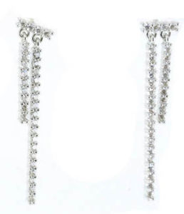 Fashion Woman′s Jewelry High Quality 925 Silver Earring (E6473) pictures & photos
