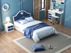 dB-801 Europe Style Bedroom Children Bed pictures & photos