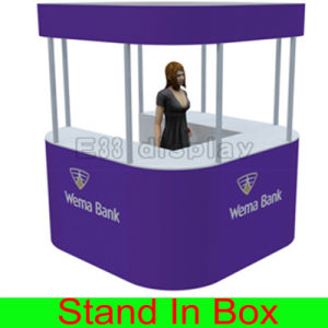 Custom Design Portable Modular Exhibition Trade Show Retail Kiosks pictures & photos