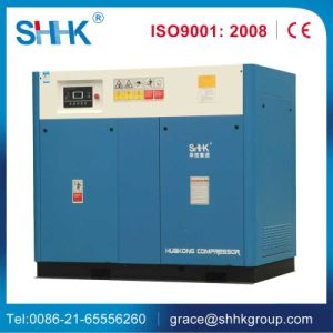 Screw Type Electric Air Compressor 0.8MPa pictures & photos