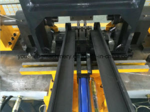 CNC Auto Feeding Pipe End Forming Machine Sg-40CNC pictures & photos