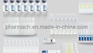 Pharmaceutical Plastic Ampoule Filling and Sealing Machine/Plastic Ampoule Filling Machine pictures & photos