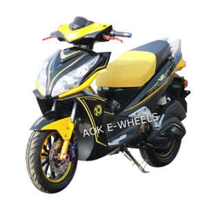 1500W Racing Electric Motorcycle (EM-004) pictures & photos
