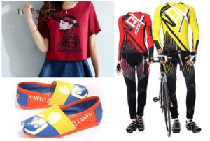 Offset Anti Sublimation Heat Transfer Film Printing for Soccer Shirt pictures & photos