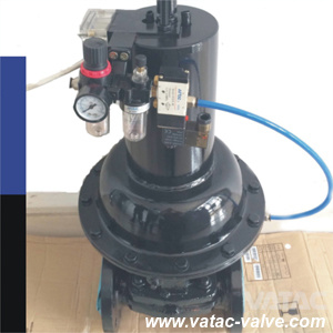 Pneumatic Actuator Wire Diaphragm Valve pictures & photos