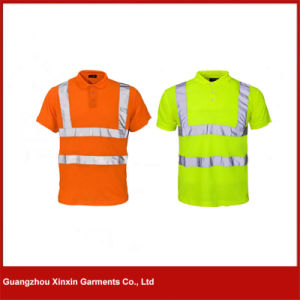 Customized Embroidery Fashion Working Garments for Industrial (W43) pictures & photos