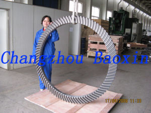 Special Cutting Large Spiral Gear (OD2000) pictures & photos
