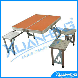 Folding Tables and Chairs for Outdoor Convenient Combination Set pictures & photos