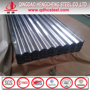 Afp Corrugated Metal Steel Aluzinc Roofing Sheet pictures & photos