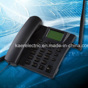 Kt1000 (180) -GSM Double SIM Card Fixed Wireless Phone pictures & photos