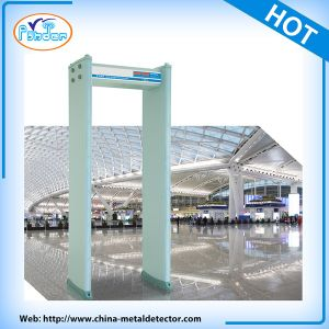 Door Frame Arch Gate Type Walk Through Metal Detector pictures & photos