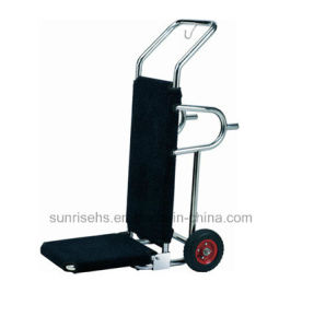 Heavy Duty Hand Truck for Hotel pictures & photos