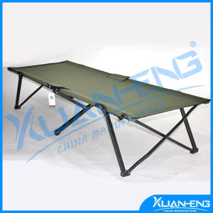Outdoor Military Single Folding Camping Bed pictures & photos