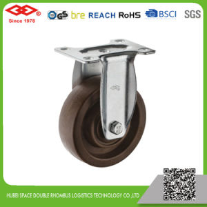 4 Inch Rigid Heat Resisting Caster (D120-64C100X32) pictures & photos