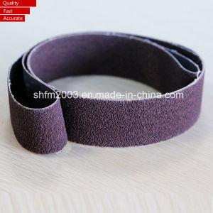 Wood, Metal, Steel Grinding Tools Aluminium Oxide Abrasive Sanding Belt pictures & photos