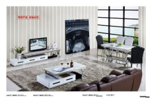 Modern Home Furniture Marble Coffee Table pictures & photos