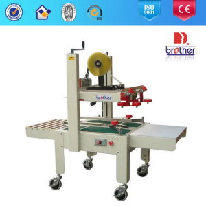 Semi-Automatic Side Sealing Type Carton Sealer As423 pictures & photos