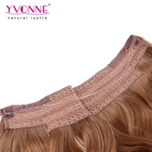Color #10 Brazilian Body Wave Flip in Hair Extension pictures & photos