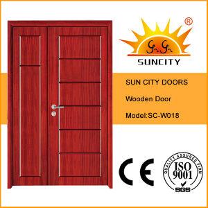 Interior Wooden Main Door Design pictures & photos