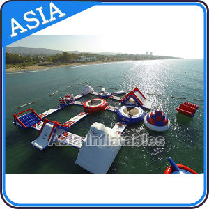 Giant Inflatable Water Park for Kids and Adults / Floating Water Games pictures & photos