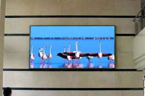 High Brightness P5 Indoor LED Display Screen pictures & photos