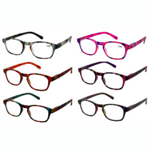 Fashion Slim Design Injection Reading Glasses pictures & photos