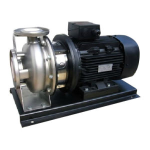 Zs Stainless Steel Horizontal 1-Stage Centrifugal Pump pictures & photos