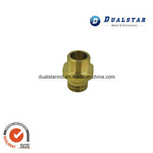 Screw Nut Brass Fittings for Hose pictures & photos