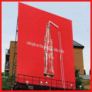 PVC Frontlit Flex Banner (SF530G 440GSM) pictures & photos