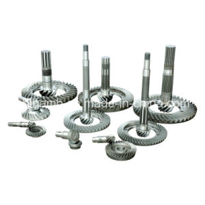 Spiral Bevel Gears for Gear Box