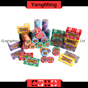 High-Grade Sticker Poker Chip Set 760PCS (YM-TZCP0044) pictures & photos
