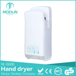 Sample High-Speed Jet Air Hand Dryer Bathroom Accessories Double Motor Touchless Automatic Handdryer pictures & photos
