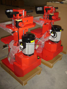 15t Cheap Price Vertical Electric Wood Log Splitter for Sale pictures & photos