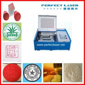 Mini Rubber Laser Stamper Laser Engraver pictures & photos