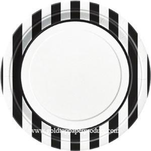 """Disposable Paper Plates 18cm, 23cm and 26cm 7"""" 9"""" pictures & photos"""