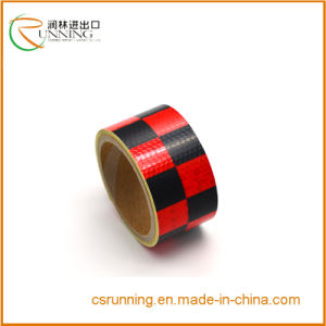 Custom Packaging PVC Refelctive Tape Material pictures & photos