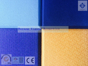 25mm High Quality Fabric Soft Board in Grand Theater (SGFFSB25) pictures & photos