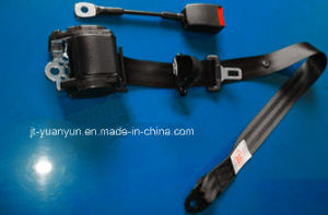 Retractable Emergency Locking 3-Point Seat Belts pictures & photos