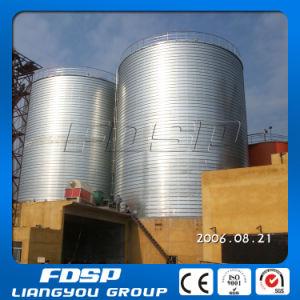 China Advanced Feedstuff Storage Silo Storage Tanks pictures & photos
