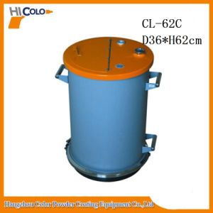 Fluidizing Powder Hoppers for Powder Painting Machine Cl-62c pictures & photos