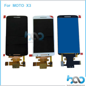 Cell Phone LCD Display Touch Digitizer for Motorola Moto X3