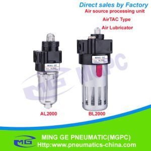 Air Lubricator of Air Source Treatment Unit (AL, BL Airtac Type)