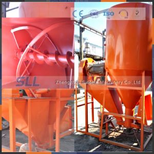 Chinese Complete Poultry Feed Mixer Machine Export Price pictures & photos