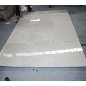 Natural Stone Beige Crema Marfil Marble Tile pictures & photos