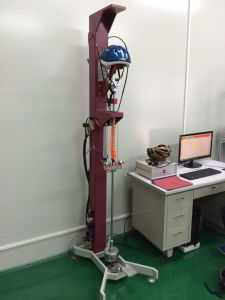 ECE R22.05 Helmet Strap Retention Testing Equipment pictures & photos