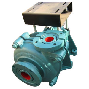 Grease or Oil Lubrication Heavy Duty Slurry Pump pictures & photos
